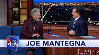 Joe Mantegna Had To Explain What A TONY Award Is To His Mom When He Won