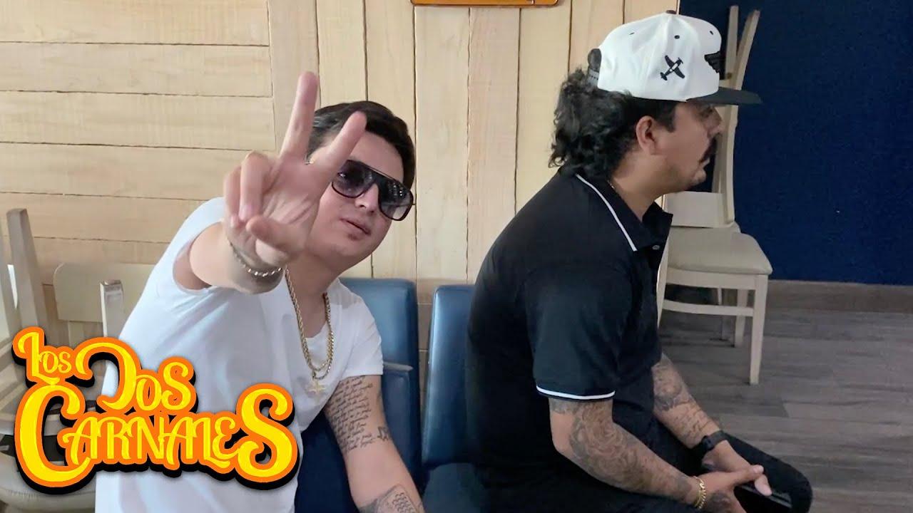 Los Dos Carnales - Detrás de Cámaras, Grabación en Culiacán Sinaloa Vlog #3