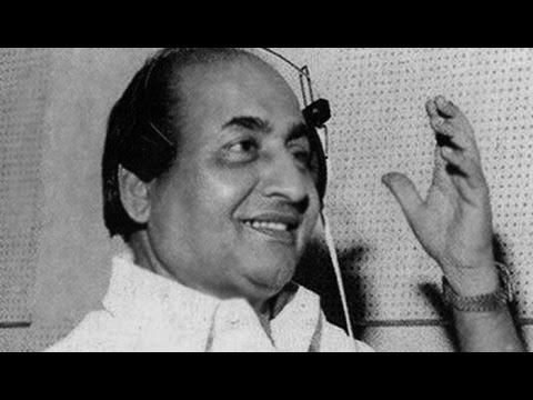 Aaj Purani Rahon Se koi mujhe awaaz na de Aadmi (1968)by shahbaz