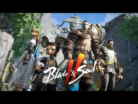 Upcoming - New Blade & Soul Preview By NCSOFT
