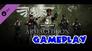Warhammer 40000 Armageddon Golgotha Gameplay [PC 1080p]