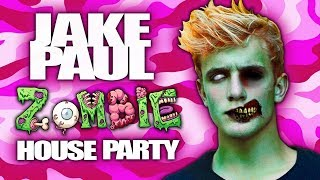 JAKE PAUL ZOMBIE HOUSE PARTY