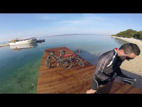 GoPro tour Brela