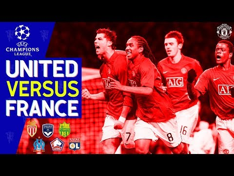 French Opponents at Old Trafford   Manchester United v Paris St-Germain   UEFA Champions League Mp3