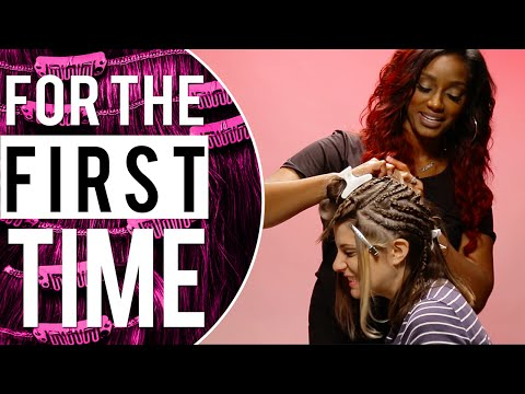 White Girls Get Weave 'For the First Time' | All Def Comedy