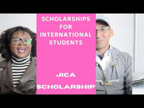 How to Get A lot of Scholarships | JICA Scholarship #studyforfree