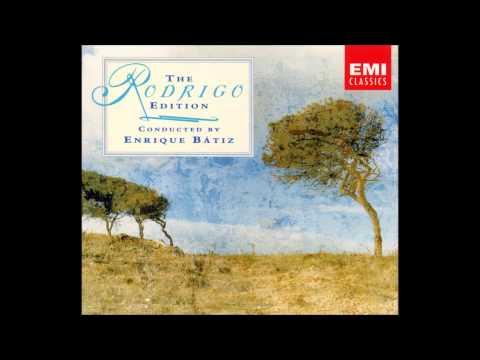 Rodrigo - Concierto en Modo Galante (Adagietto) - Enrique Bátiz - Robert Cohen