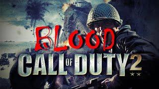 Call of Duty 2 HD + Blood: часть 1(СССР)