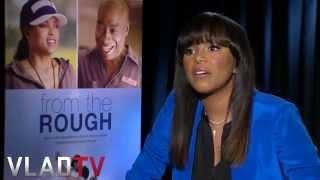 "LeToya Luckett Talks Working on ""From the Rough"""