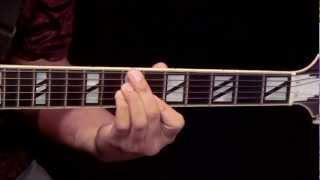 Bebop Improvisation - #2 Arpeggios Into Scales - Guitar Lesson - Fareed Haque