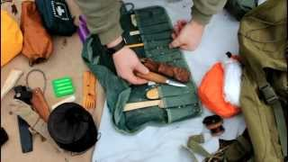 My Bushcraft Kit for 2-3 Days Camping