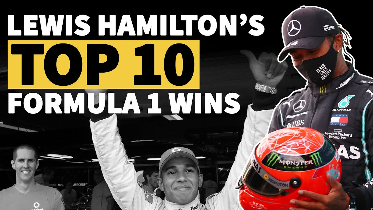 Lewis Hamilton breaks Michael Schumacher's all-time F1 win record ...
