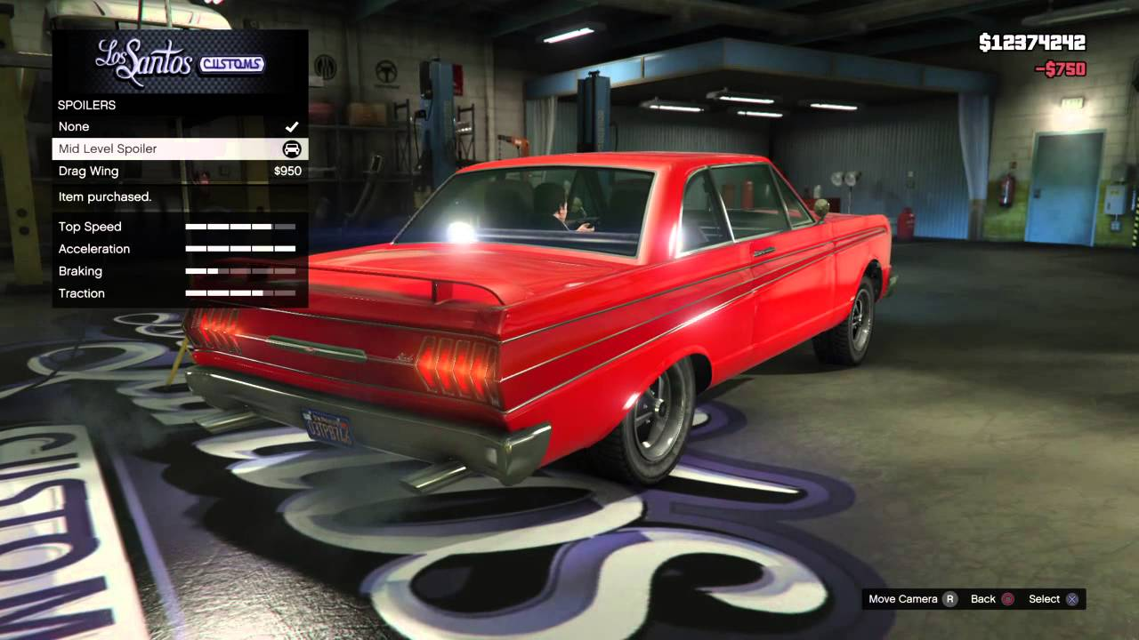 Grand Theft Auto V Classic Car Tuning YouTube - Sick old cars
