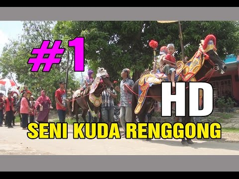 SENI KUDA RENGGONG HD Part 1 - Sundanese (indonesia ) Traditional Culture
