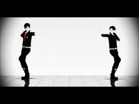 【Shingeki no MMD】Mr. Saxobeat (Ereri) by ~Ñe.avi