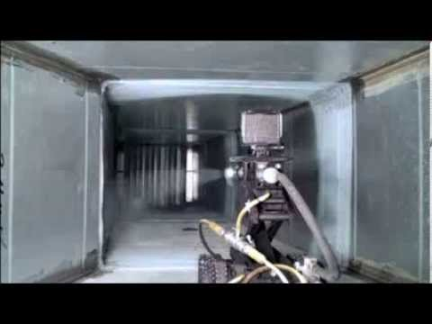 Robotic Sealing Of Hvac Ducts From Inside To Save Energy