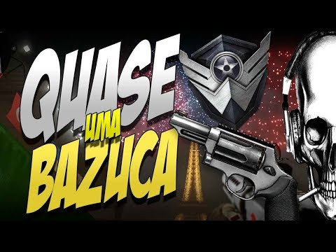 Canhão De Bolso! Warface Taurus Judge thumbnail