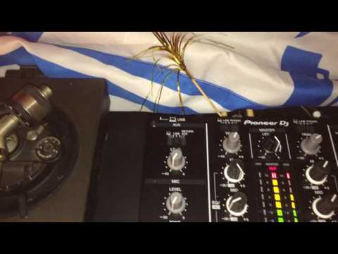 DJM-450 MIX/test.. (techno)