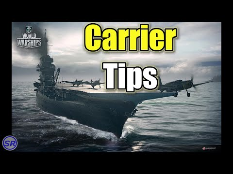 New Carrier Tips | World of Warships