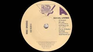 Mike Brooks - Social Living