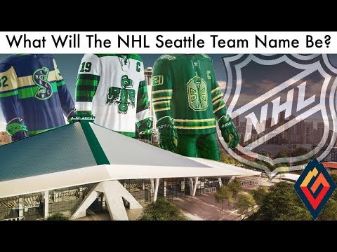 What Will The NHL Seattle Team Be Named? (Hockey Expansion Name Ideas & Predictions 2019)