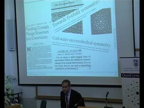 "Prof. Walter Steurer - ""Fascinating Quasicrystals"""