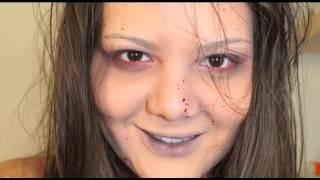 Maquillaje Fantasma | Raisa Falcão