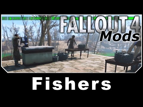 Fallout 4 Mods - Fishers