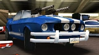 Juego de Autos 16: Ejército de Autos de Burnin Rubber 3 All the Cars HD