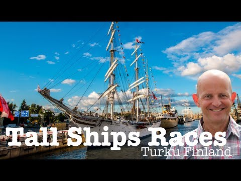 The Tall Ships Races Experience. Sights And Story From Turku Finland