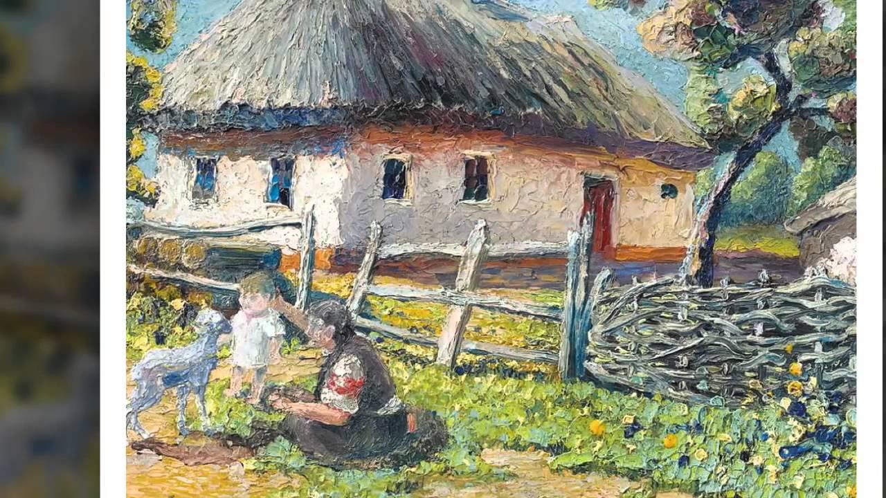 Лучшие украинские народные песни.