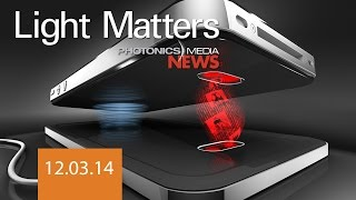 Optical Wireless Communications - LIGHT MATTERS 12/3/14