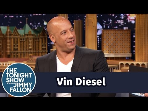 Thumbnail: Vin Diesel Says I Am Groot in Multiple Languages