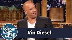 Vin Diesel Says I Am Groot in Multiple Languages
