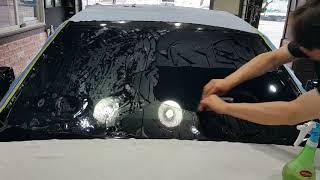 자동차 유리보호필름, 방탄필름, 신차 유리보호 폐차까지…