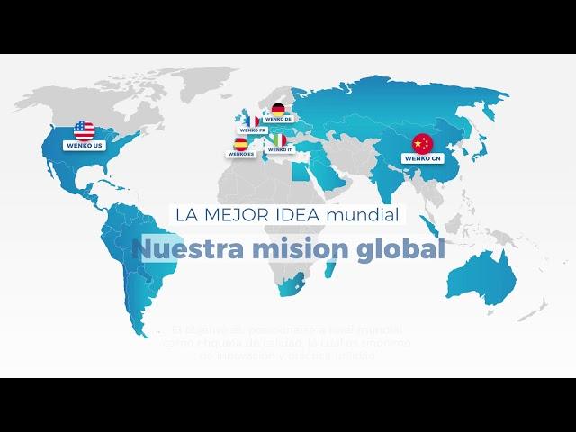 Wenko Weltkarte ES