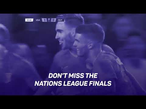 United States tops Mexico in a Nations League final with everything