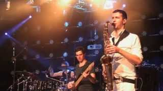 "Panzerballett - ""Take Five"" Live at Theatron Munich 2013"