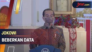 Jokowi Tebar Optimisme di Depan Ketum Parpol Koalisi Pemerintah - JPNN.com