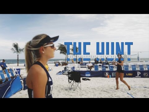 The Hunt: Beach Volleyball Pt. 1