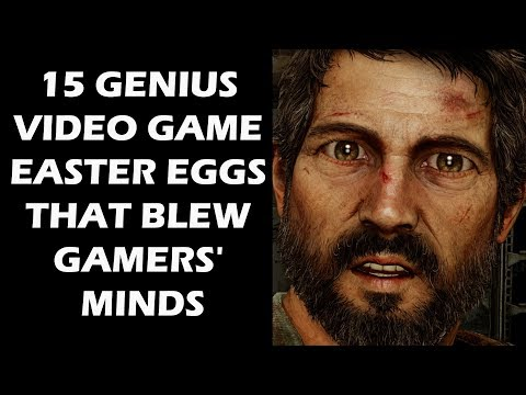 15 GENIUS Video Game Easter Eggs That Blew Gamers' Minds
