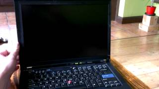 ThinkPad T400 not booting - any ideas?