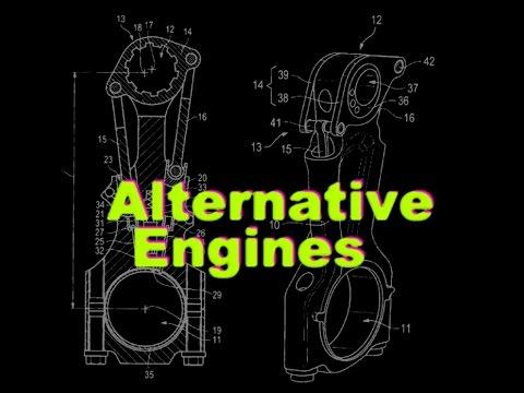 Alternate Engines   5 + 6 strokes