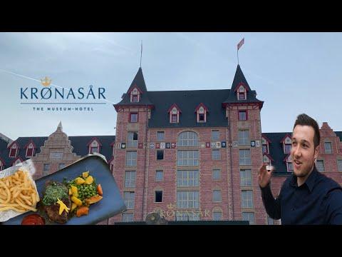 Übernachten-im-hotel-krØnasÅr-|neues-europa-park-hotel-2019---videoblog|