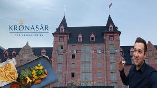 Übernachten im Hotel KRØNASÅR  Neues Europa-Park Hotel 2019 - Videoblog 