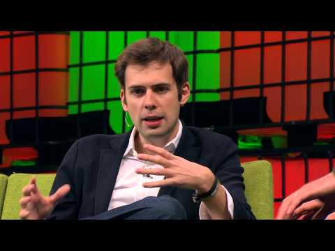 Web Summit 2014 Day Three - Oisin Hanrahan and Steve Bertoni ...