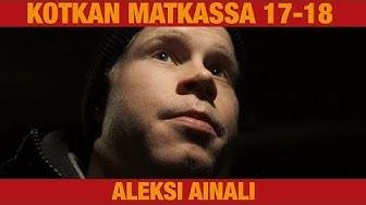 Kotkan matkassa 2017-2018 || Aleksi Ainali (osa15)