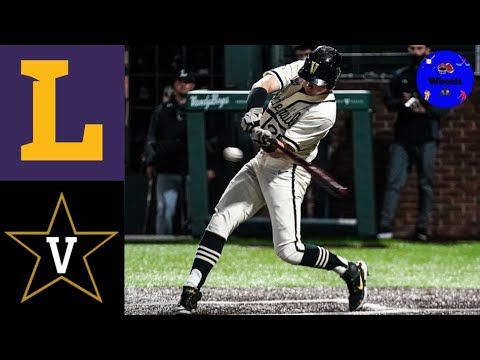 Download Lipscomb vs #1 Vanderbilt Highlights   2021 College Baseball Highlights