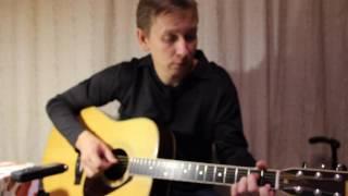 катюша на гитаре (фингерстайл)
