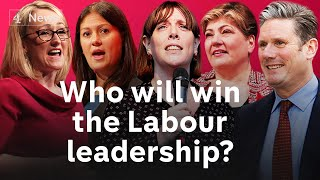 Labour leadership race to replace Jeremy Corbyn begins